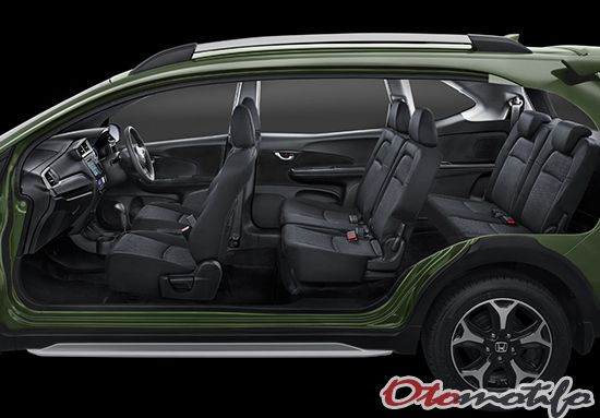 Interior Honda BR-V