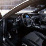 Interior Lexus LS 500