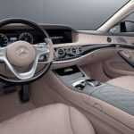 Interior Mercedes-Maybach S560