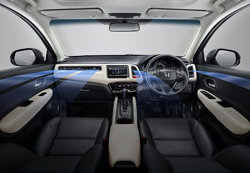 Interior Mobil Honda HR-V