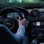 Interior Mobil Jaguar XJ