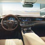 Interior Mobil Lexus LS 500
