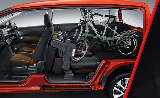 Interior Mobil Seinta