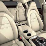 Interior Porsche Panamera Turbo S E-Hybrid Executive