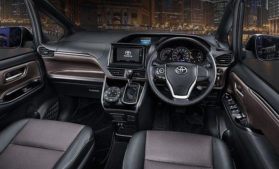 Harga Toyota Voxy 2019 Review Spesifikasi Amp Gambar