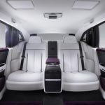 Interior mobil rolls royce phantom