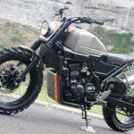 Kawasaki Z250 Modifikasi