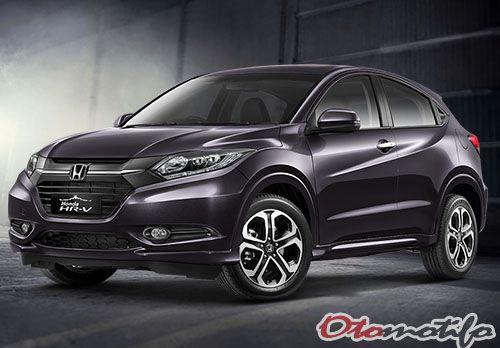 Mobil Honda HRV