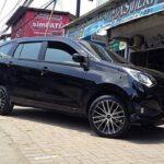 Modifikasi Velg Daihatsu Sigra