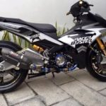 Modifikasi Jupiter MX King 150