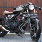 Modifikasi Kawasaki Z250 Cafe Racer