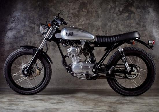 Gambar Motor Modifikasi Jap Style