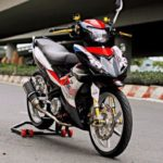 Modifikasi Motor Yamaha Jupiter MX King 150