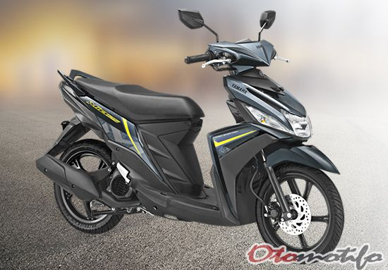 Modifikasi Motor Yamaha Mio M3