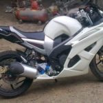 Modifikasi Yamaha Byson Full Fairing
