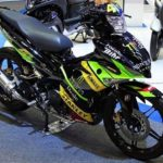 Modifikasi Yamaha Jupiter MX King 150