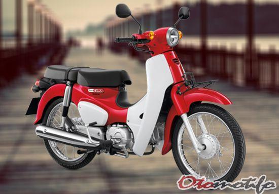 Revew Honda Super Cub