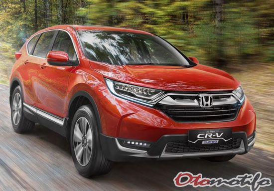 Review All New Honda CR-V