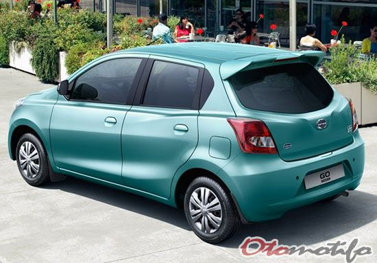 Review Datsun Go Panca