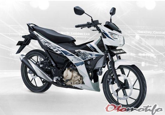 Review Suzuki Satria FU