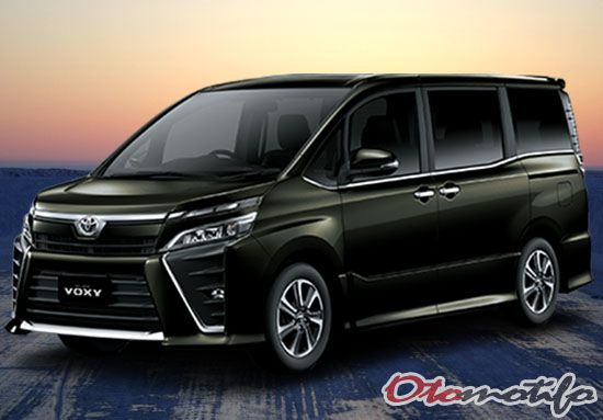Review Toyota Voxy