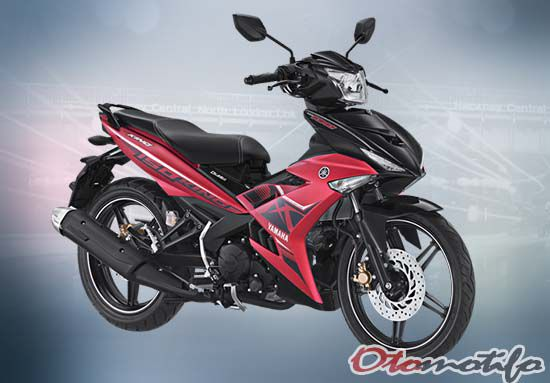 Review Yamaha Jupiter MX King 150
