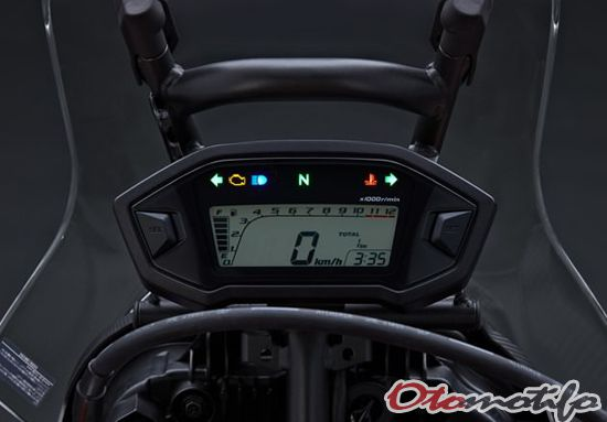 Speedometer Honda CRF 250 Rally