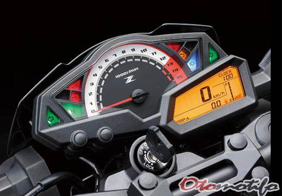 Speedometer Kawasaki Z250