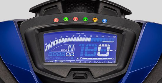Speedometer Yamaha MX King 2019