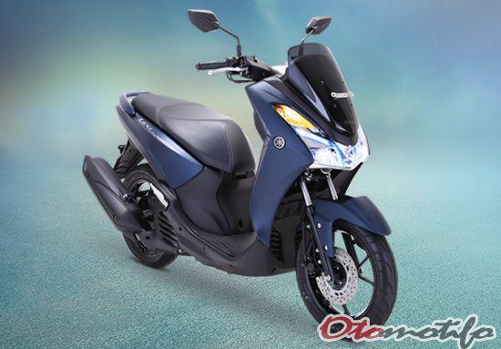 Spesifikasi Yamaha Lexi S