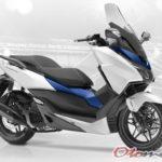 Spesifikasi dan Harga Honda Forza 125