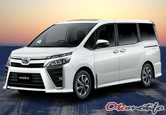 Spesifikasi dan Harga Toyota Voxy