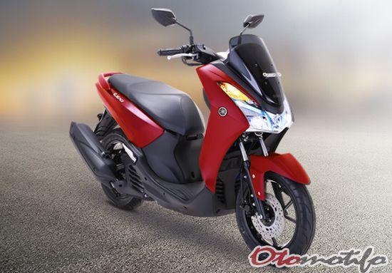 Spesifikasi dan Harga Yamaha Lexi