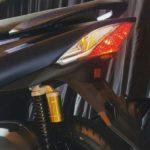 Suspensi Yamaha Lexi