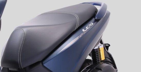 Suspensi Yamaha Lexi S