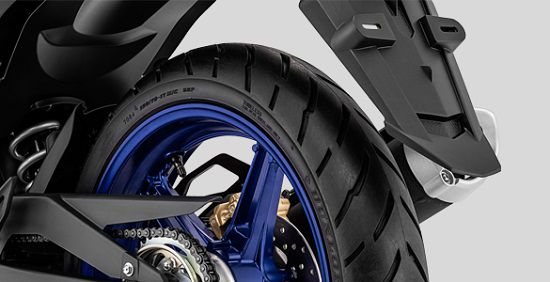Suspensi Yamaha MX King 2019