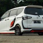 Toyota Sienta Modif