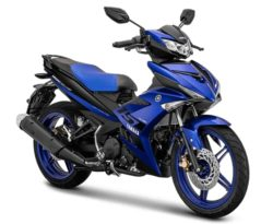 Warna Yamaha Jupiter MX King Biru