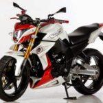 Yamaha Byson Modifikasi