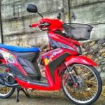 Yamaha Mio M3 Modif