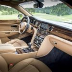 interior Bentley Mulsanne