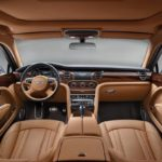 Gambar interior Bentley Mulsanne
