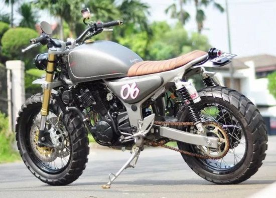 modifikasi scrambler