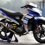 modifikasi yamaha jupiter z1 balap