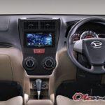 Dashboard Daihatsu Xenia