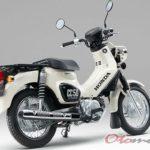Desain Honda Cross Cub 50