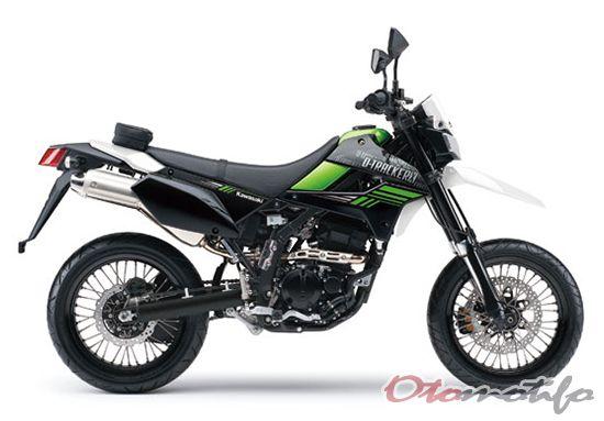 Desain Kawasaki D Tracker 250