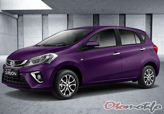 Fitur All New Daihatsu Sirion