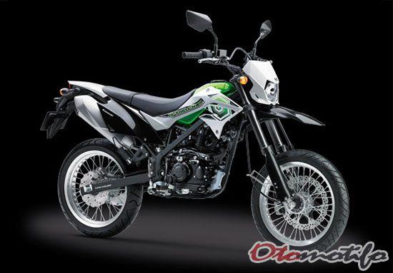 Fitur Kawasaki D Tracker 150