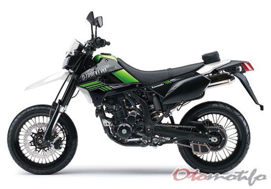 Fitur Kawasaki D Tracker 250